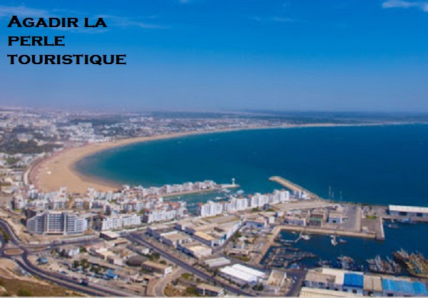 Agadir la perle touristique