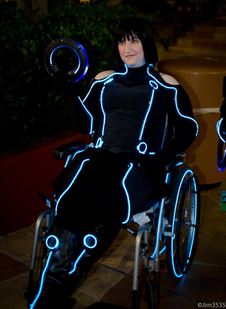 Stellar Four The Best Wheelchair Cosplay
