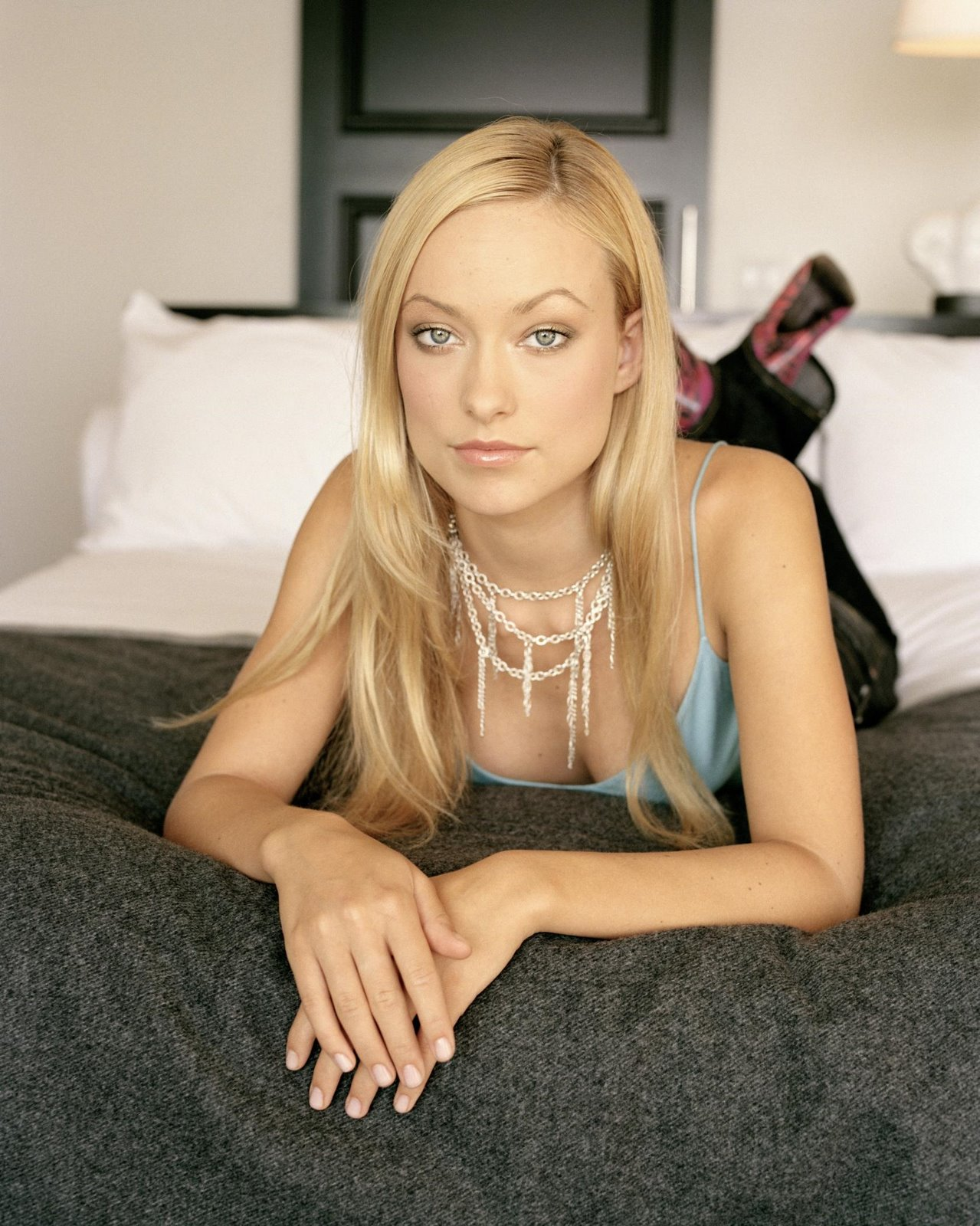 Olivia Wilde Has Never Felt Like A Natural Blonde
