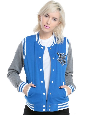Top 20 Harry Potter Wishlist Items that I need in my life hogwarts ravenclaw varsity jacket