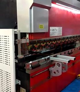 Mesin Bending Press Brake GHBM Sigmaco