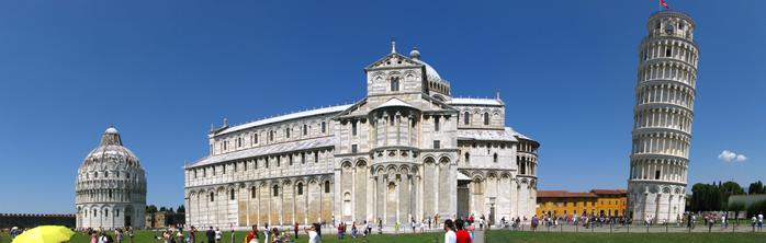 Campo dei Miracoli, Pisa