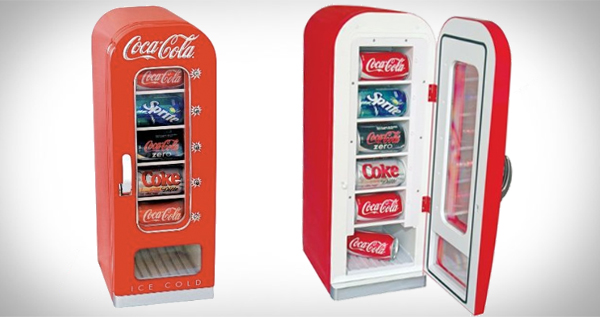 Koolatron 10 Can Vending Fridge | Cool Sh*t You Can Buy - Find Cool ...