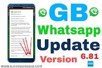 Download GBWhatsApp Apk 6.81 Latest Version (Updated) 2018