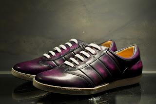 Paulus Bolten, Patine Paulus Bolten, Art shoes by Paulus Bolten, Sneaker-shoes Paulus Bolten