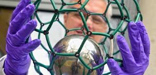 Bola padat ini dijual dengan harga $ 167.000.000 per gram. Satu-satunya benda yang lebih mahal dari benda ini di dunia adalah antimateri.