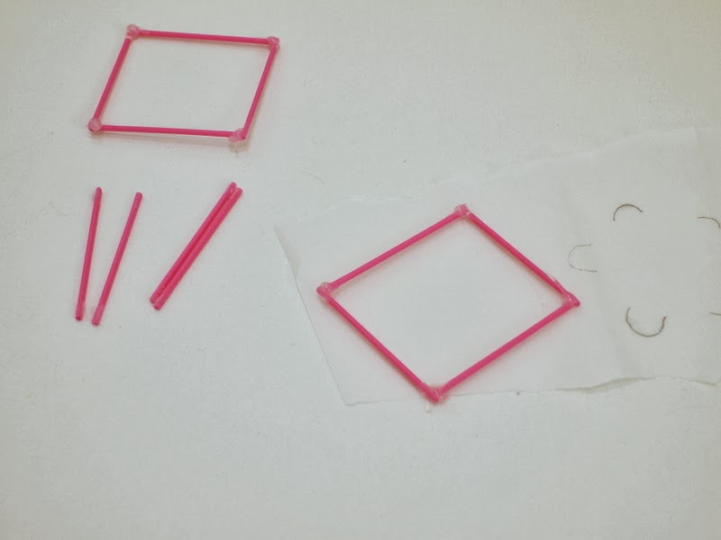 How to make the cube bubble maker