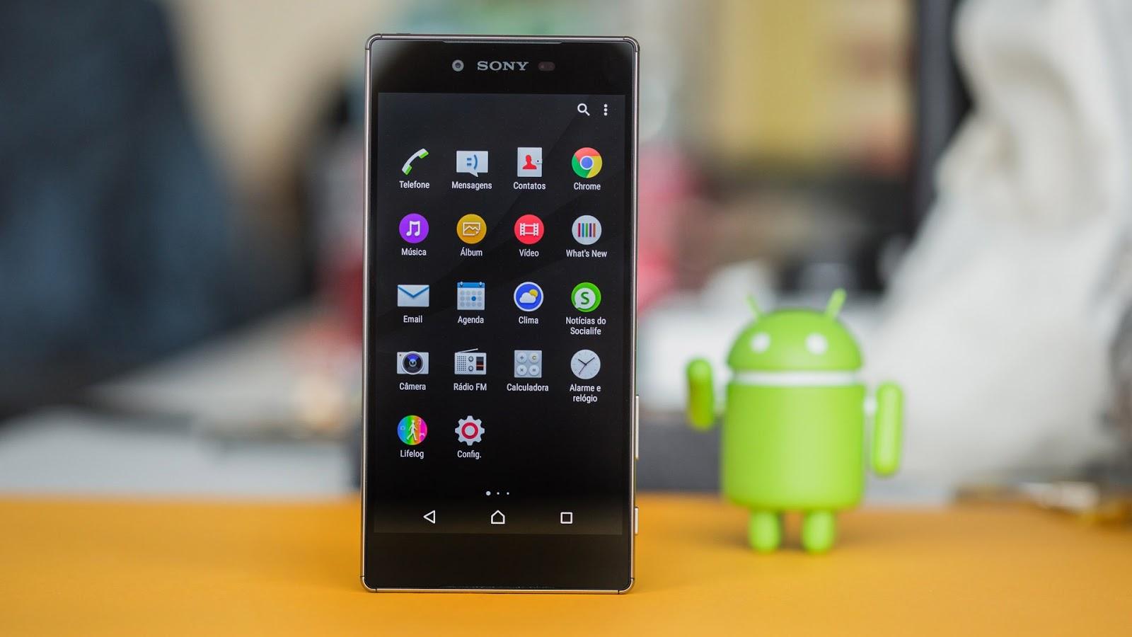 Androidpitxperiaz5premium7 How To Update Xperia Z5 Premium Dual