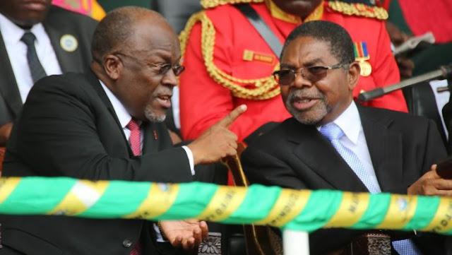 Rais Shein aeleza sababu ya Rais Magufuli kutohudhuria Maadhimisho ya Mapinduzi Zanzibar