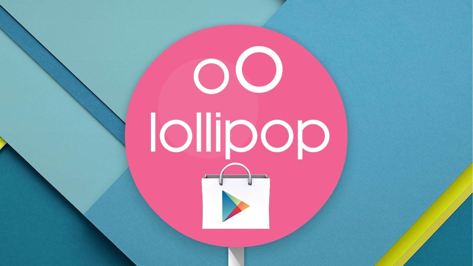 Android Lollipop Spiel
