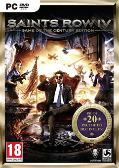 Descargar Saints Row 4 PC [Full] [Español] [MEGA]