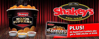 BPI Shakeys Promo, bank promo, Shakeys Philippines promo