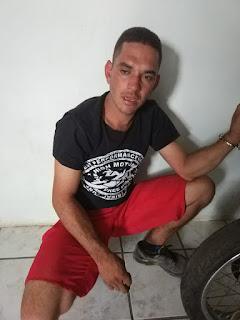 Em Cubati, Polícia prende acusado de roubo após cometimento do delito