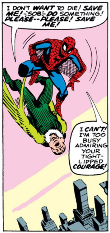 "Amazing Spider-Man #7 - ""The Return of the Vulture"" (1963)"