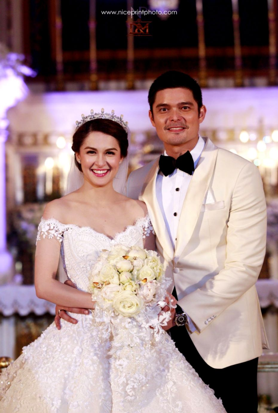 Wedding Of Marian Rivera Wallpapers Dope