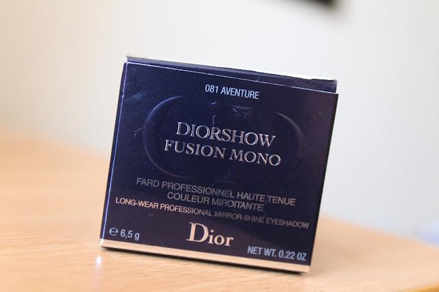 DIOR - Diorshow Fusion Mono - 081 Aventure