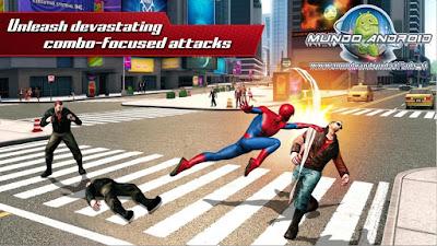 The Amazing Spider Man 2 Gameplay