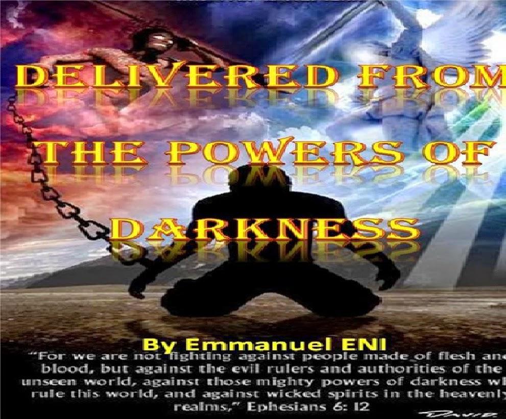 power of darkness broken