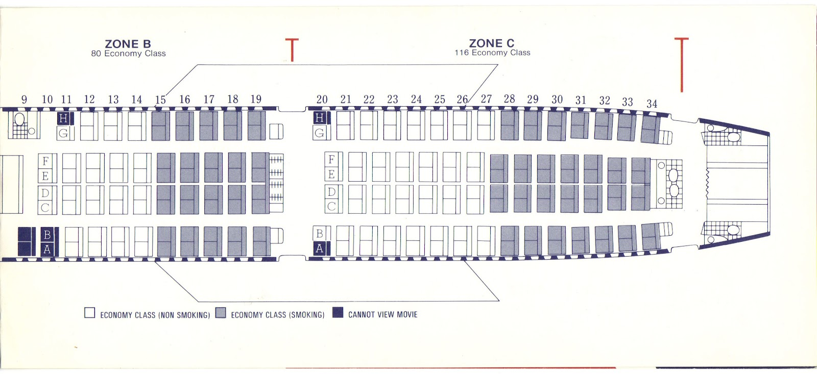 Dreamliner Seating Chart Elcho Table Nw D10 Seat Map 3 United 787