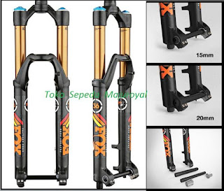 Fox Talas 36 Travel 160-130 kashima untuk 26-27,5inch fs hsc lsc fit black orange logo  ta15mm-20mm 1,5taper original inbox