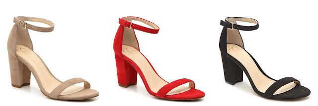 Jessica Simpson Monrae Sandals $45 (reg $79)