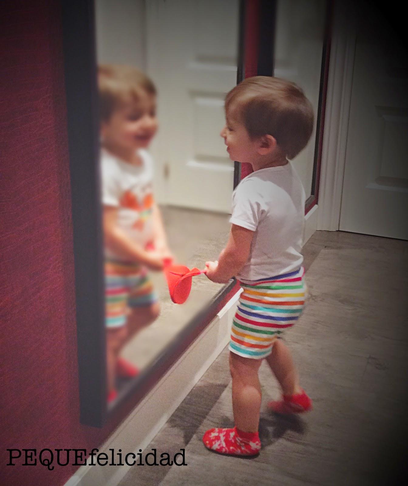 Pequefelicidad espejos montessori for Espejo para ver al bebe