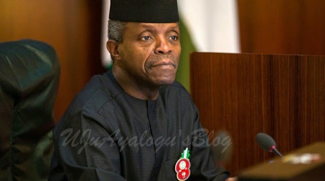 Osinbajo To Take Over Investigations Of Sgf And Nia Boss
