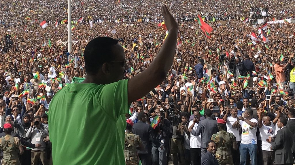 <Ethiopia: Anti-terrorism head with spy agency on trial for coordinating assassination attempt on PM Abiy