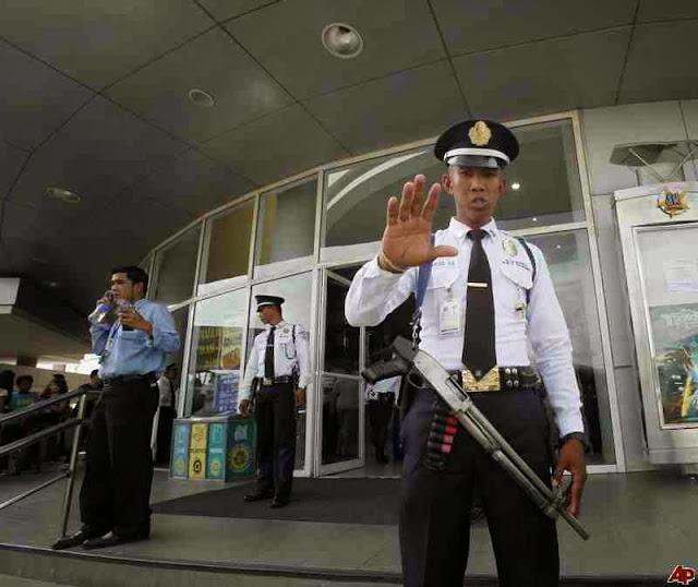 Filipiny bezpieczeństwo