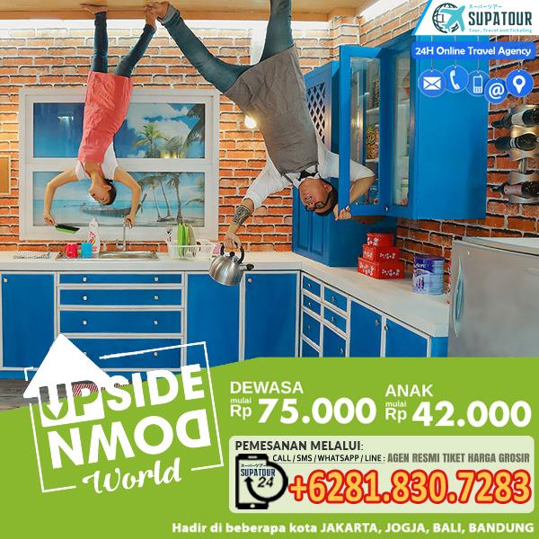 UPSIDE DOWN WORLD, INDONESIA