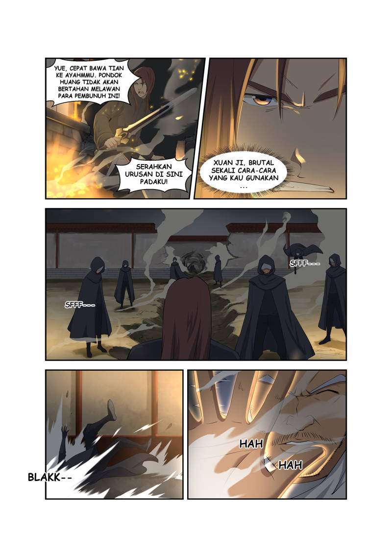 Heaven Defying Sword Bahasa Indonesia Chapter 04