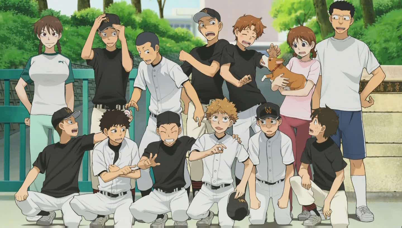 Descarga Ookiku Furikabutte: Natsu no Taikai Hen + Ova