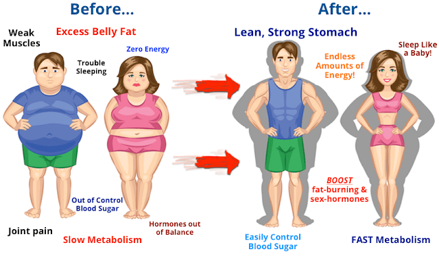 Lose Weight to a Healthier You