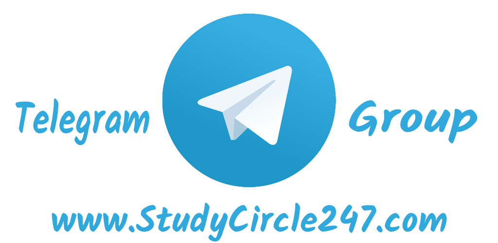 Telegram Groups By StudyCircle247 com - StudyCircle247 Com - Study