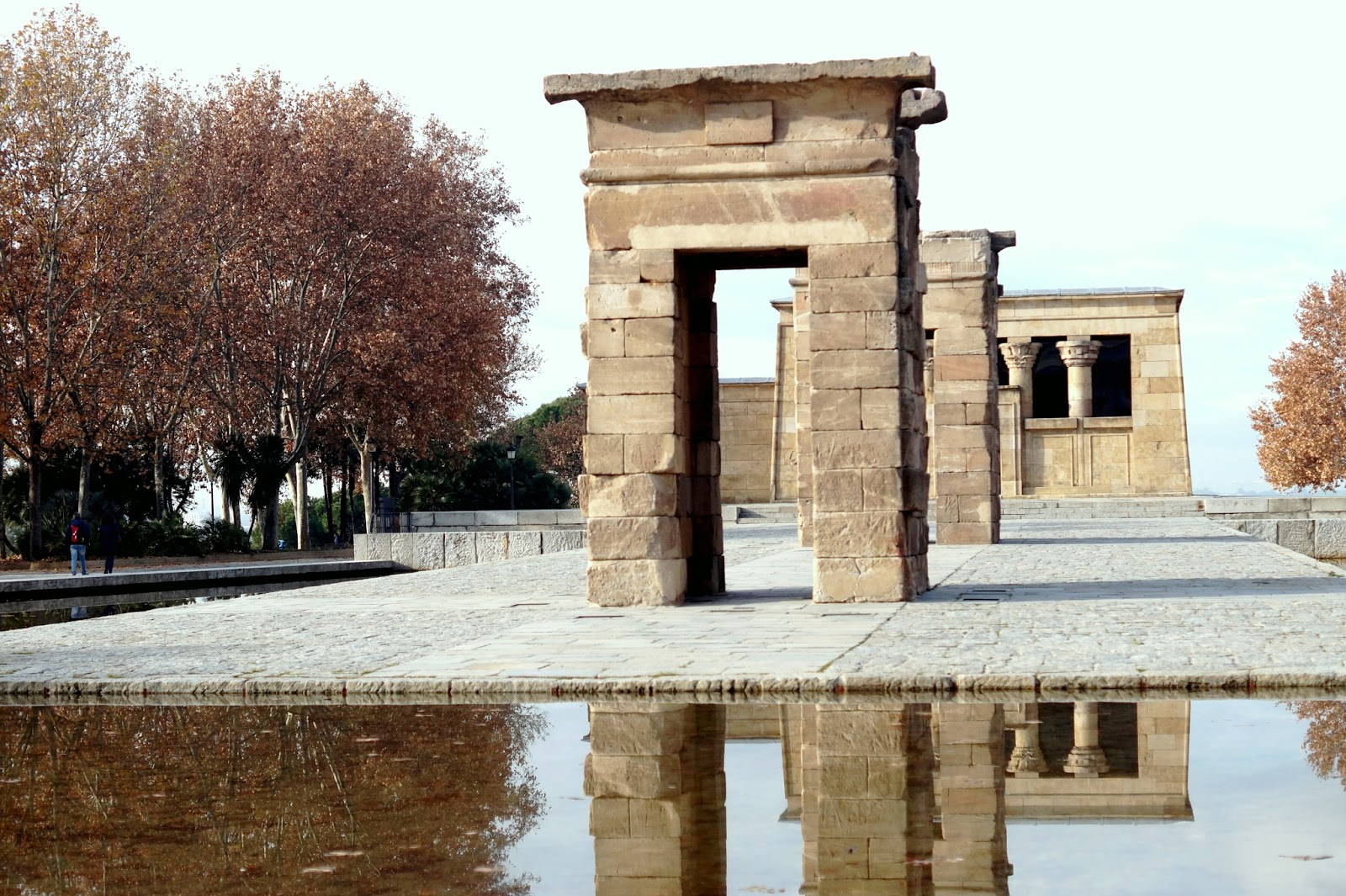 visite temple debod madrid