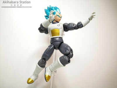 Review de las Dragon Stars Series vol.4; Super Saiyan Blue Vegeta, Super Saiyan Rosé Goku Black y Zamasu