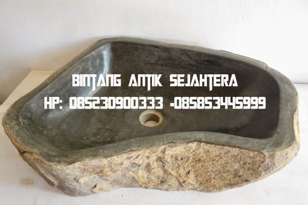 Wastafel Batu Kali Tetap menjadi yang pilihan terlaris di Jakarta