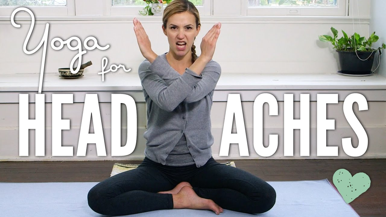 Yoga Breathing Techniques To Quickly Relieve Fatigue And Headaches