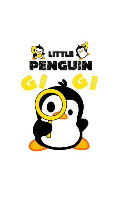 Little Penguin Gigi-1