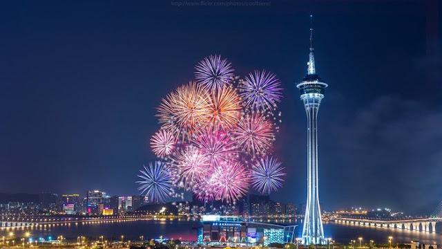 Betapa Meriah Perayaan Tahun Baru di Negeri-Negeri Arab