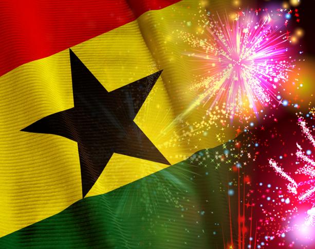 #HappyIndependenceDay: Ghana Turns 61 Today!