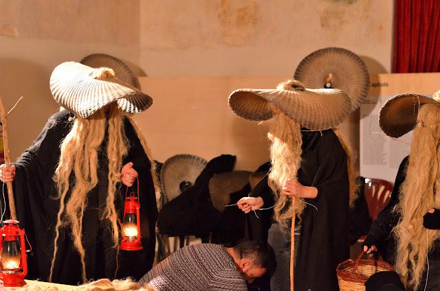 Racconto simbolico per ragazzi sul cucibocca di Montescaglioso