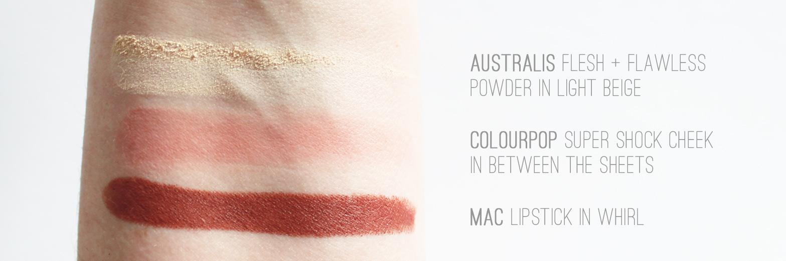 MOST LOVED | May '16 - ColourPop, M.A.C, Essie, Australis + Covergirl - CassandraMyee