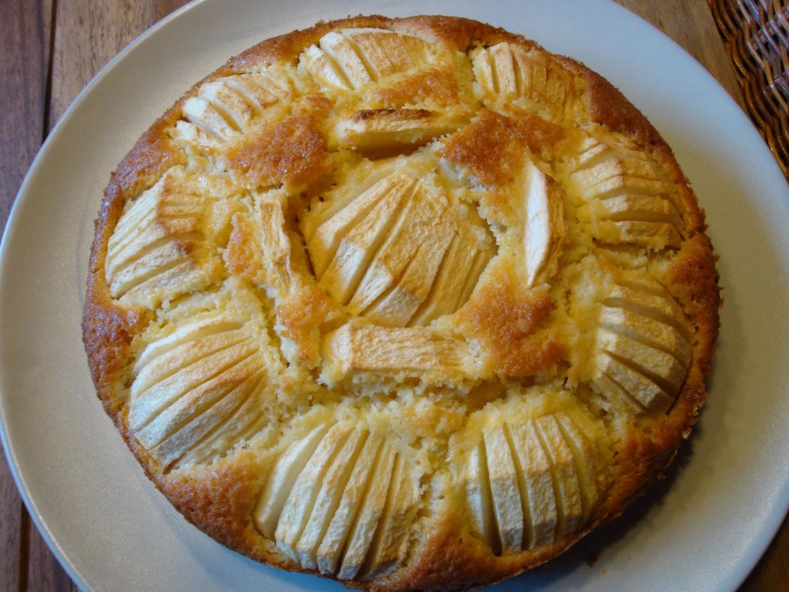 Kleiner Apfelkuchen sehr fein | Kleine Kuchen
