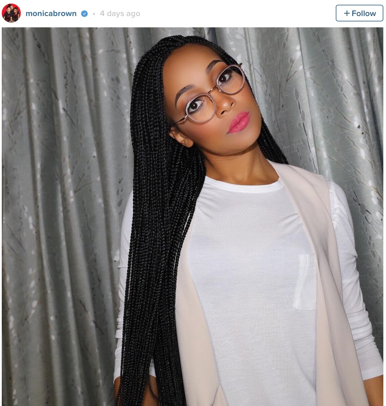 BlackGirlMagic: Celebs Rocking Braids for Perfect Summer Styles ...