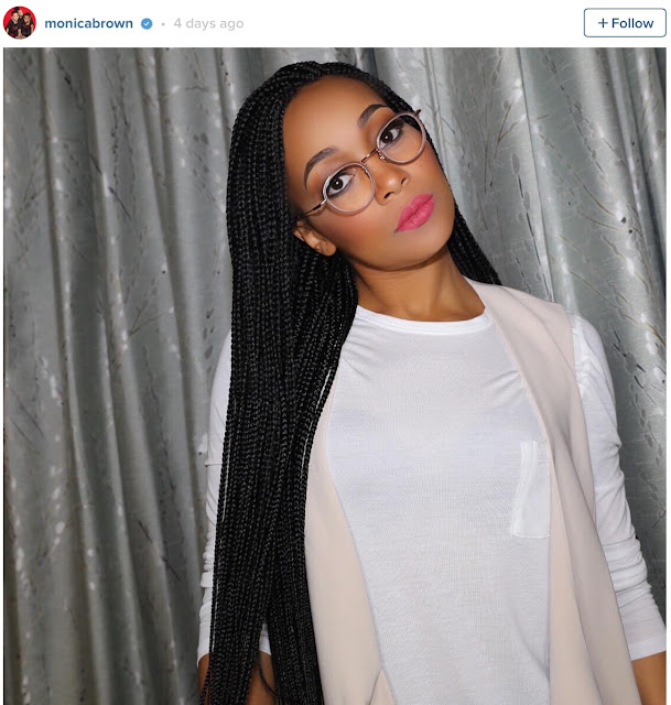 Blackgirlmagic Celebs Rocking Braids For Perfect Summer