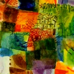 'Record d'un jardí (Paul Klee)'