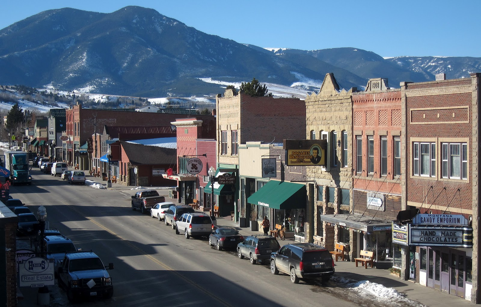 Red Lodge Is A Fun Town To Visit And The Pollard Charming Place Stay We Had Last Visited Here In 2009 For More Photos Of