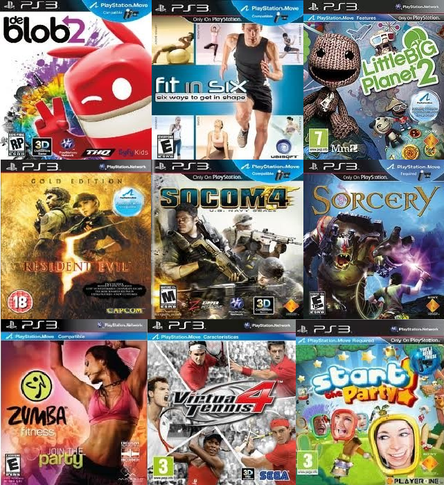 Holiday guide: 10 great games for your new ps3 playstation universe.
