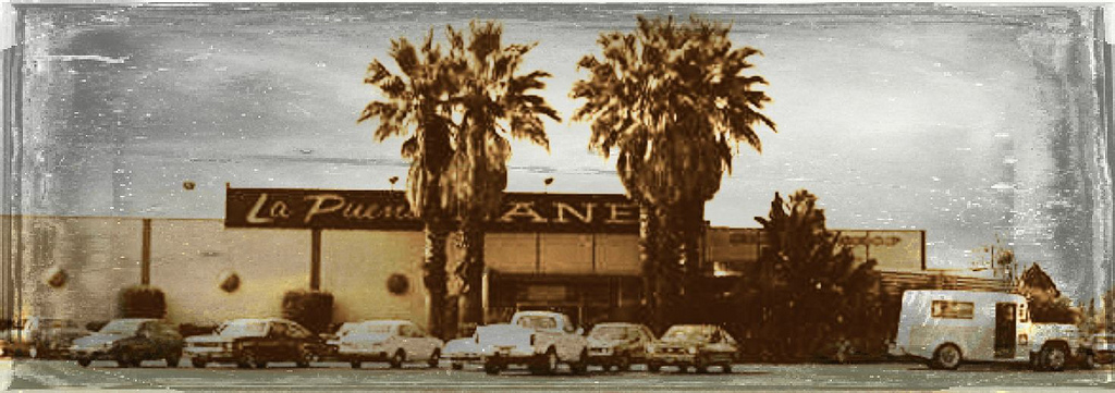 Southern California Electric >> WHEN WE WERE HOME: La Puente Lanes